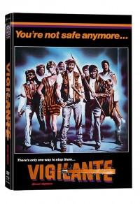 Streetfighters - Vigilante - Mediabook - Cover C [Blu-ray+DVD]