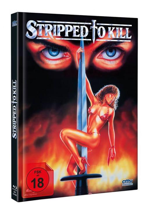Stripped to Kill - Mediabook [Blu-ray+DVD]