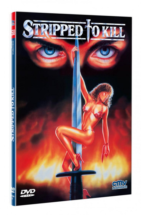 Stripped to Kill - Trash Collection #158 [DVD]