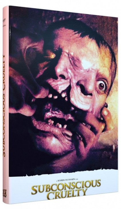 Subconscious Cruelty - Große Hartbox - Cover A [Blu-ray]
