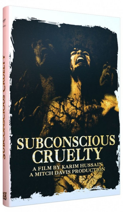Subconscious Cruelty - Große Hartbox - Cover C [Blu-ray]