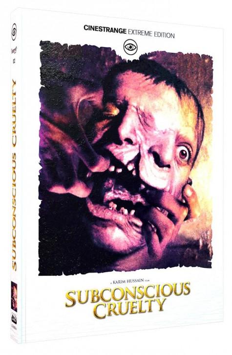 Subconscious Cruelty - Mediabook - Cover A [Blu-ray+DVD]