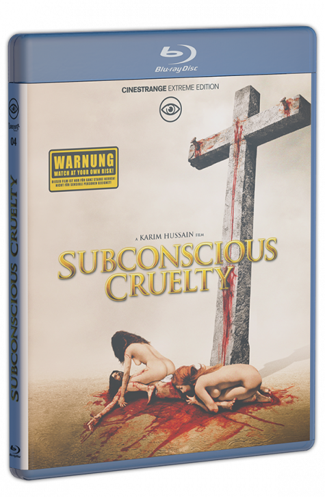 Subconscious Cruelty  [Blu-ray]