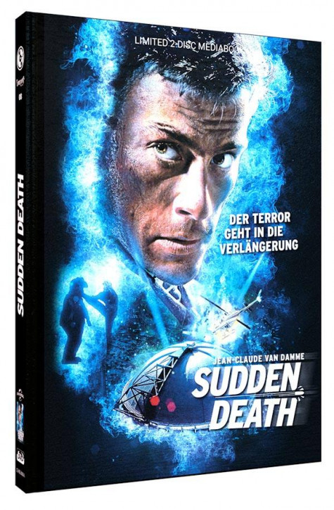 Sudden Death - Limited Mediabook Edition - Cover A [Blu-ray+DVD]