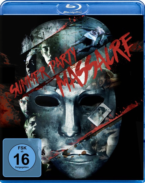 Summer Party Massacre [Blu-ray]