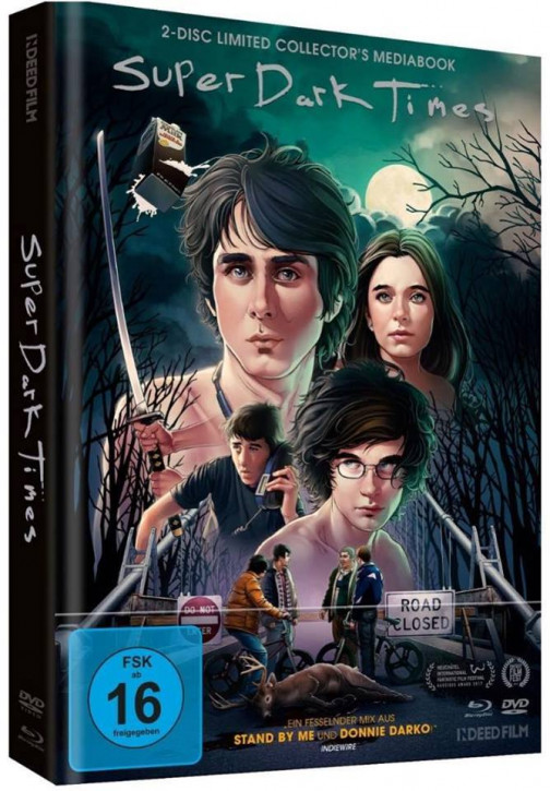 Super Dark Times - Limited Collector's Edition [Bluray+DVD]