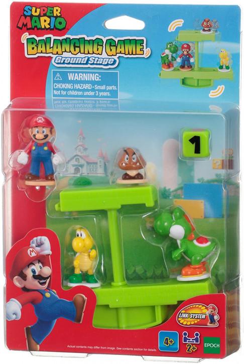 Super Mario - Balancing Game Ground Stage - Geschicklichkeitsspiel