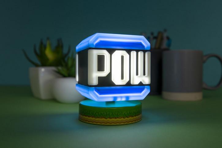 Icon Licht: Super Mario - Pow Block