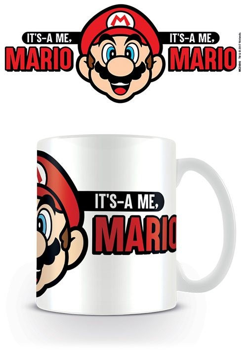 Nintendo Super Mario - Mario Tasse 310ml