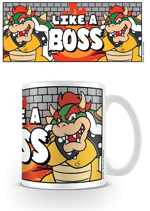 Nintendo Super Mario - Bowser Tasse