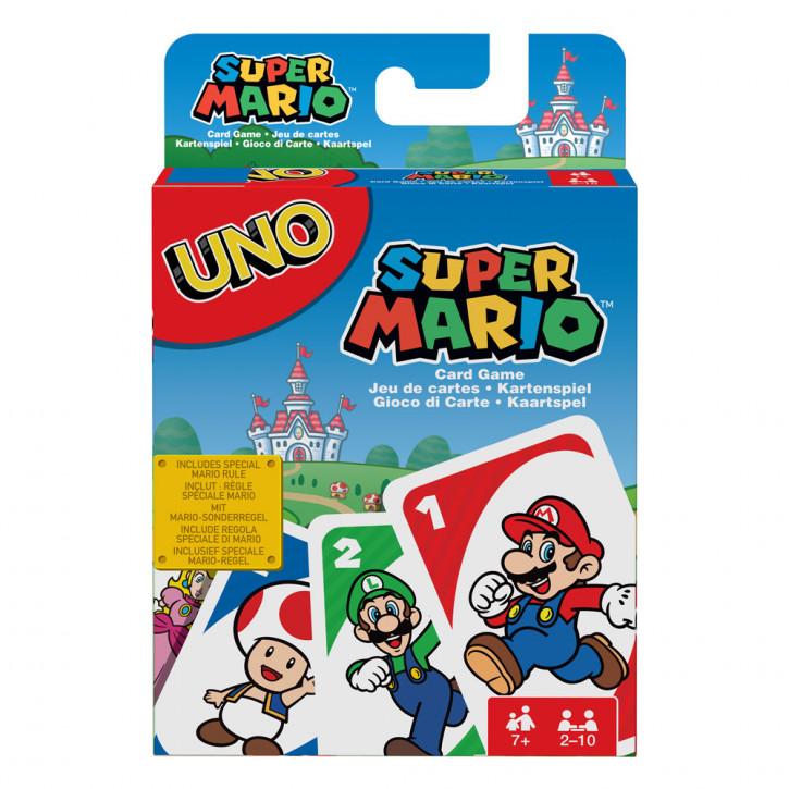 Super Mario - Kartenspiel Uno