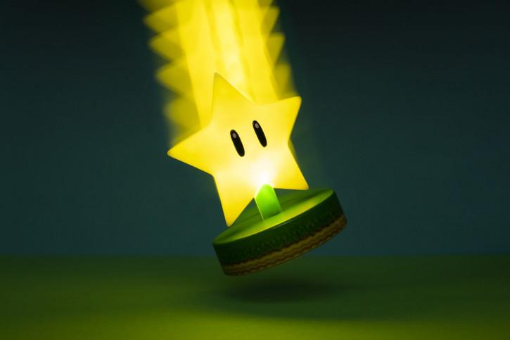 Icon Licht: Super Mario - Super Star