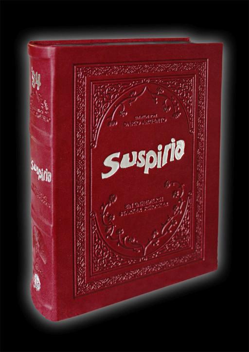 Suspiria - 40th Anniversary Leatherbook Edition [Blu-ray+DVD]