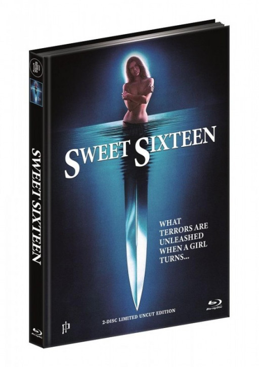 Sweet Sixteen - Mediabook - Cover A [Blu-ray+DVD]