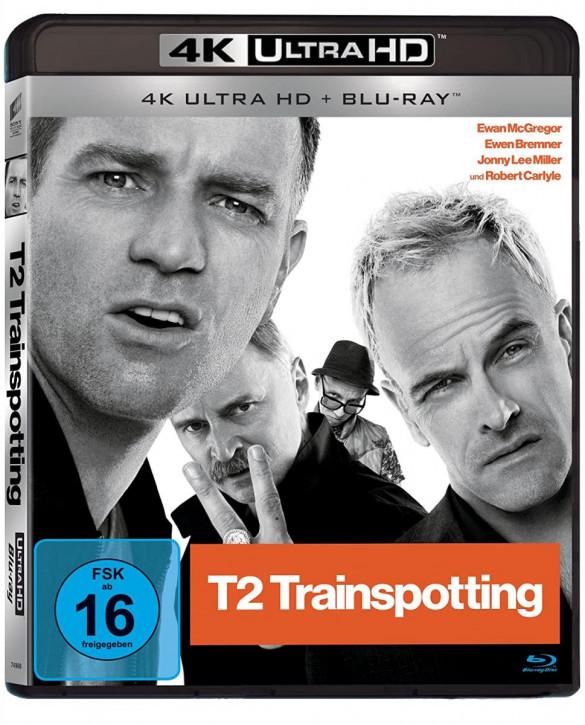 T2 Trainspotting [4K UHD+Blu-ray]
