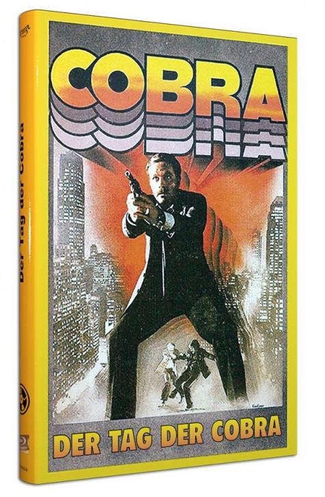 Der Tag der Cobra - Große Hartbox - Cover B [Blu-ray]