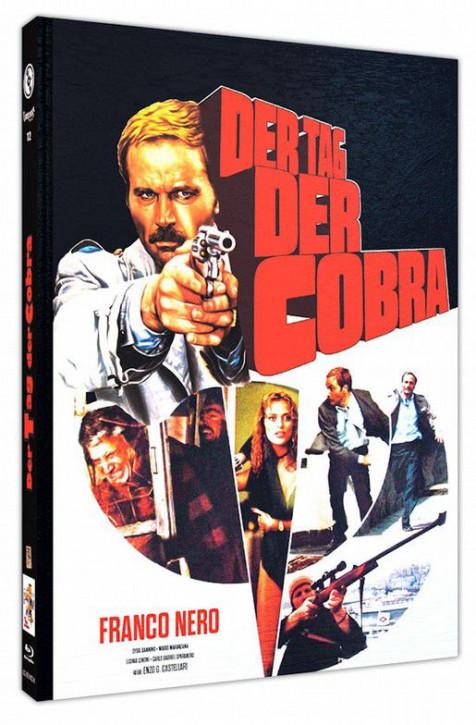 Der Tag der Cobra - Limited Mediabook Edition - Cover A [Blu-ray+DVD]