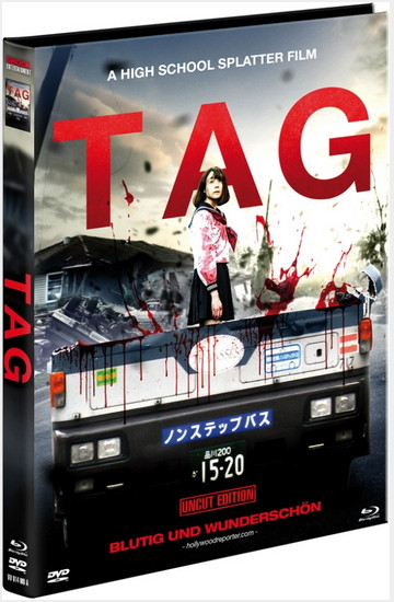 Tag - Mediabook - Cover A [Blu-ray+DVD]