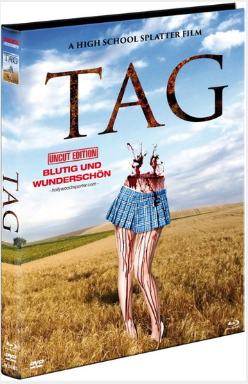 Tag - Mediabook - Cover C [Blu-ray+DVD]