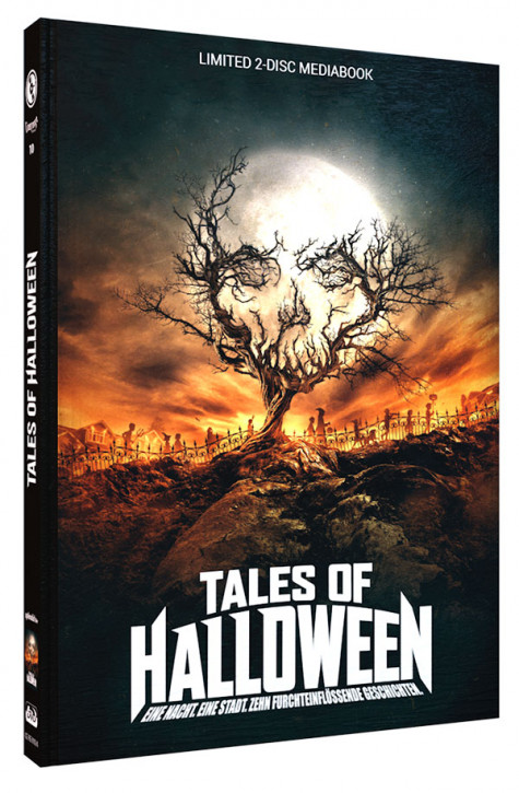Tales of Halloween - Limited Mediabook Edition - Cover A [Blu-ray+DVD]