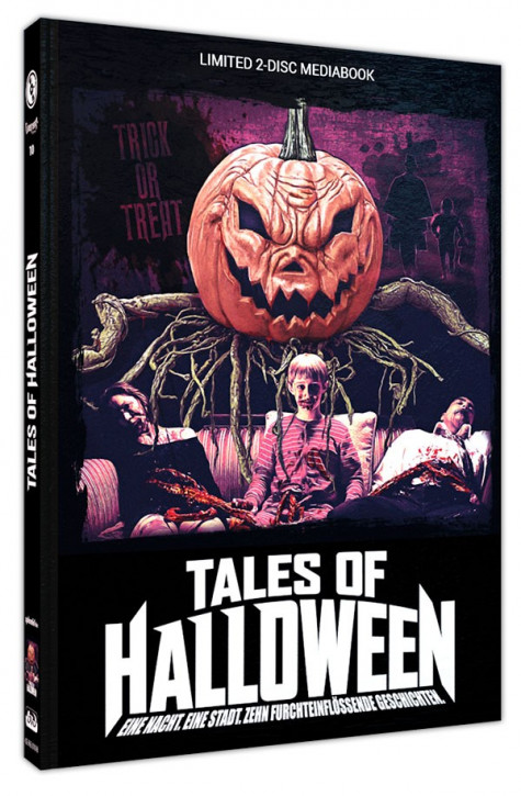 Tales of Halloween - Limited Mediabook Edition - Cover B [Blu-ray+DVD]