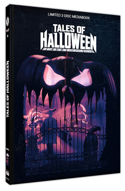 Tales of Halloween - Limited Mediabook Edition - Cover C [Blu-ray+DVD]