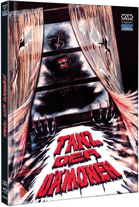 Tanz der Dämonen - Limited Collector's Edition - Cover A [Blu-ray+DVD]