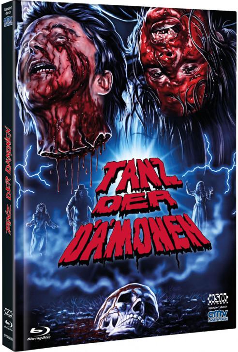 Tanz der Dämonen - Limited Collector's Edition - Cover B [Blu-ray+DVD]
