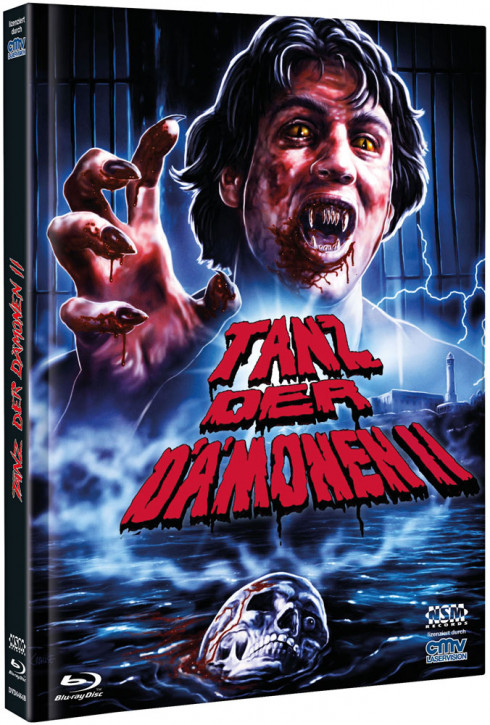 Slaughterhouse (Tanz der Dämonen 2) - Limited Collector's Edition - Cover B [Blu-ray+DVD]