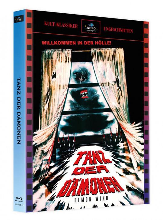 Tanz der Dämonen - Limited Mediabook - Cover A [Blu-ray+DVD]