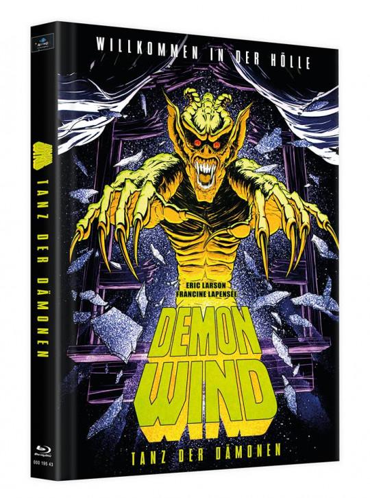 Tanz der Dämonen - Limited Mediabook - Cover B [Blu-ray+DVD]