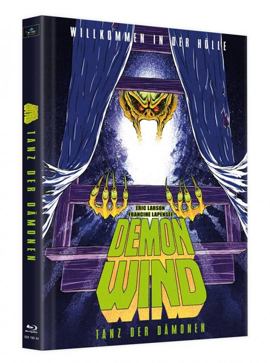 Tanz der Dämonen - Limited Mediabook - Cover C [Blu-ray+DVD]