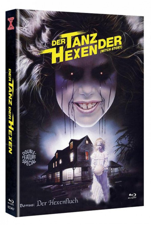 Tanz der Hexen - Euro Cult Collection #57 - Mediabook - Cover A [Blu-ray+DVD]