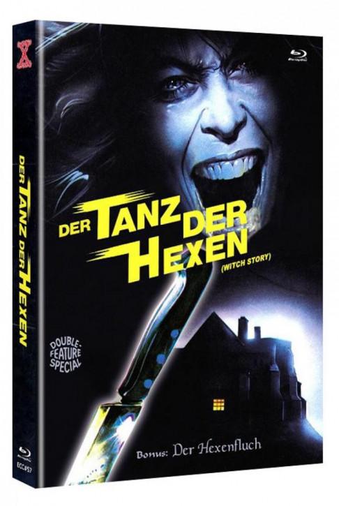 Tanz der Hexen - Euro Cult Collection #57 - Mediabook - Cover B [Blu-ray+DVD]