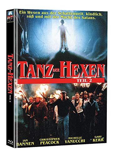 Tanz der Hexen 2 - Limited Mediabook Edition  (Super Spooky Stories) [Blu-ray]