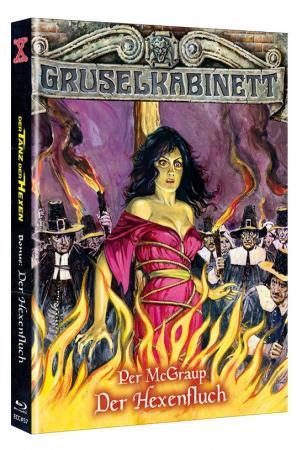 Tanz der Hexen - Euro Cult Collection #57 - Mediabook - Cover D [Blu-ray+DVD]