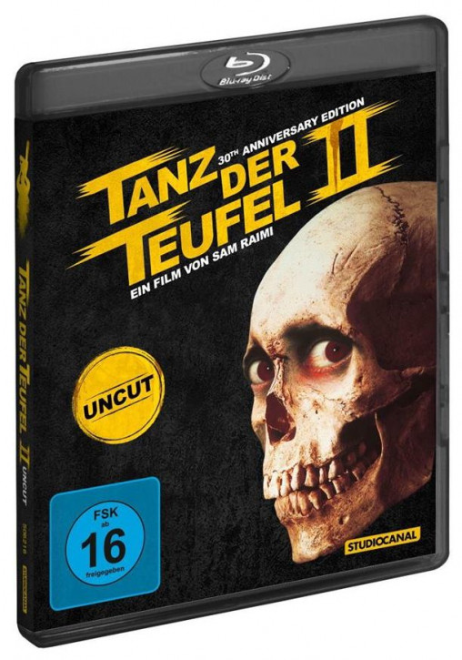 Tanz der Teufel 2 [Blu-ray]