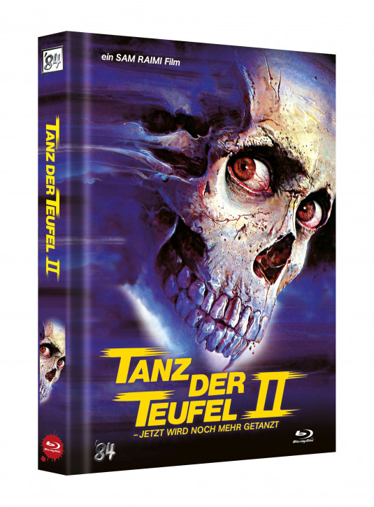 Tanz der Teufel II - Limited Collectors Edition - Cover H [UHD+Blu-ray]