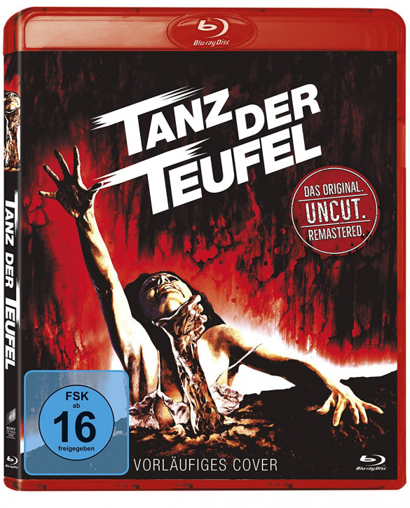 Tanz der Teufel (Remastered Version inkl. Bonus Disc) [Blu-ray]