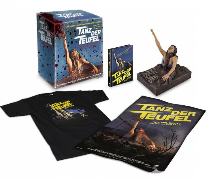 Tanz der Teufel - Büste inkl. Mediabook [Blu-ray]
