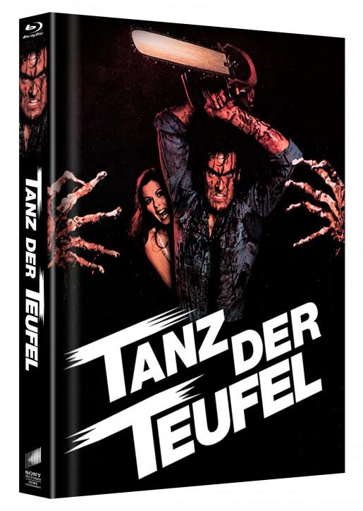 Tanz der Teufel - Limited Mediabook Edition - Cover B [Blu-ray]