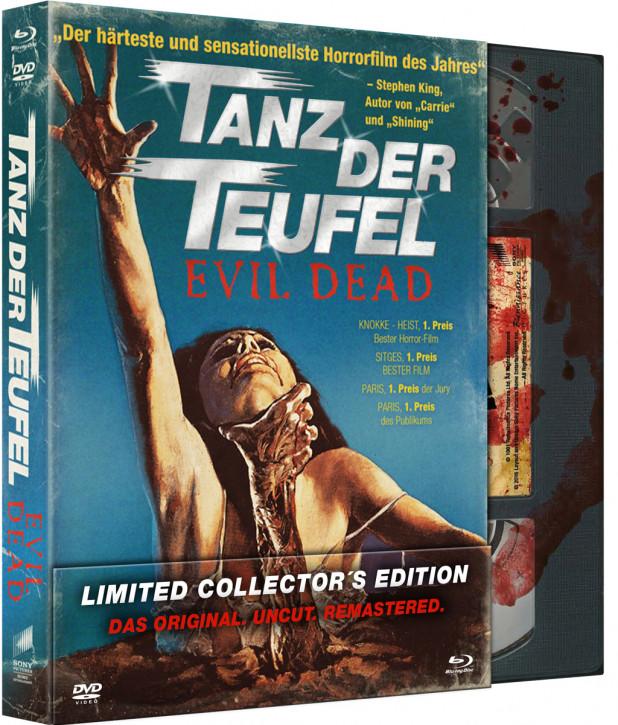 Tanz der Teufel - Limited Vintage Edition [Blu-ray+DVD]