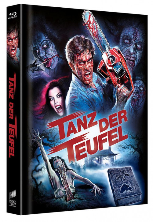 Tanz der Teufel - Limited Mediabook Edition - Cover D [Blu-ray]