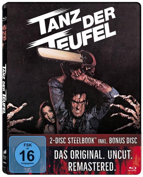 Tanz der Teufel - Steelbook [Blu-ray]