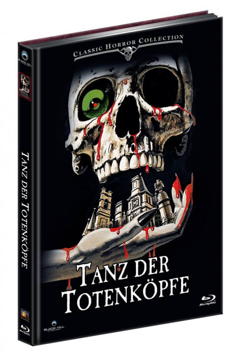 Tanz der Totenköpfe - Limited Edition - Cover A [Blu-ray+DVD]