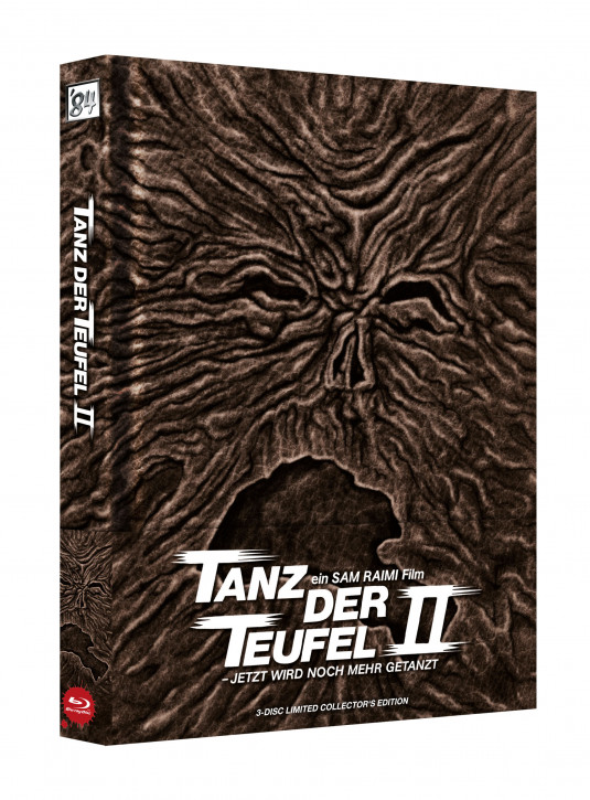 Tanz der Teufel II - Limited Collectors Edition - Cover A [UHD+Blu-ray]