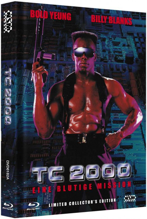 TC 2000 - Limited Collector's Edition - Cover A [Blu-ray+DVD]