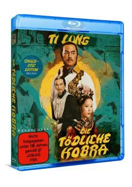 Die tödliche Kobra [Blu-ray]