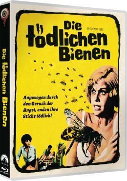 Die tödlichen Bienen [Blu-ray]
