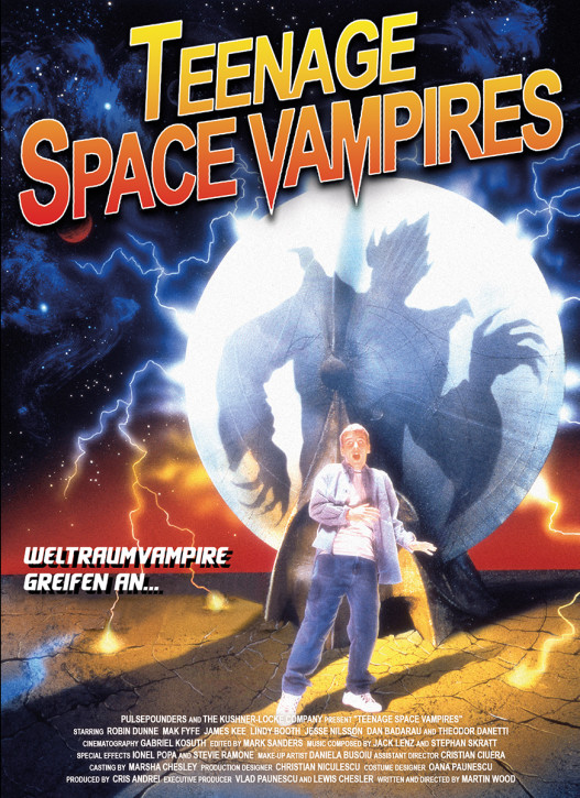 Teenage Space Vampires - Limited Mediabook Edition - Cover A (Super Spooky Stories #159) [DVD]